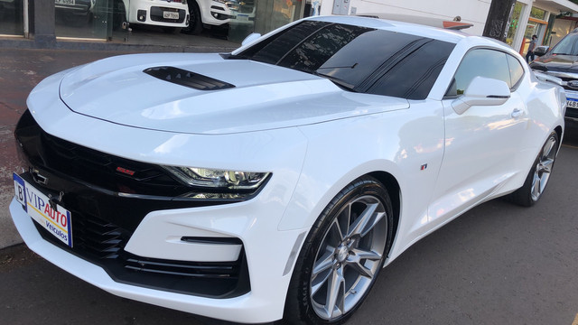 Camaro 2019 SS v8 com 3.800 km placa a na garantia de fábrica novíssimo  - Foto 3