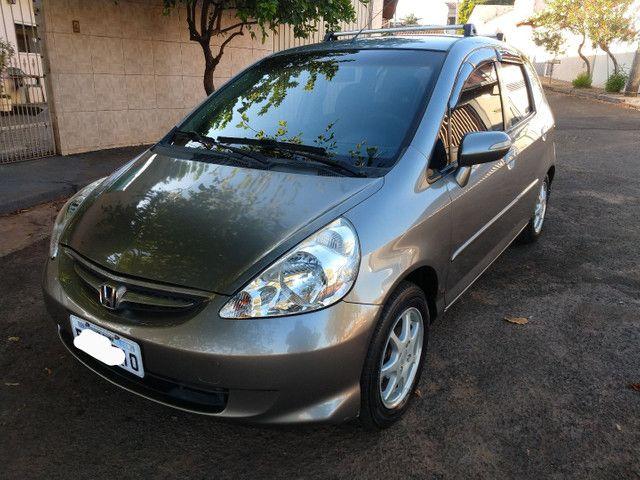 Vendo Honda Fit EX1.5 automático completo!! - Foto 11