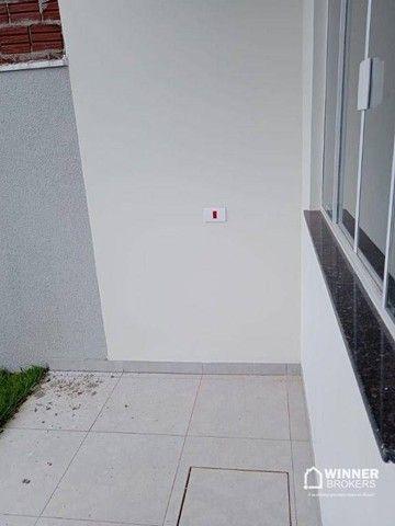 Casa com 2 dormitórios à venda, 64 m² por R$ 250.000 - Portal das Torres - Maringá/Paraná - Foto 7