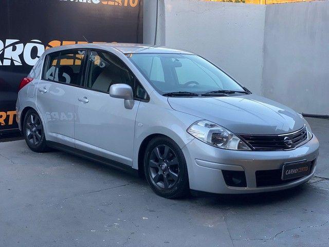 Nissan Tiida  s 1.8 completo legalizado baixo - Foto 3