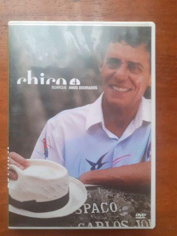 DVD Chico Buarque, anos dourados