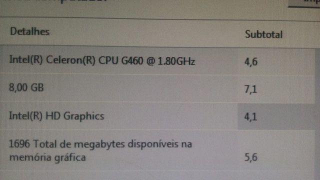 CPU 1155 8gb ram - Foto 2