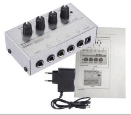 Amplificador de fone de ouvido  - Foto 2