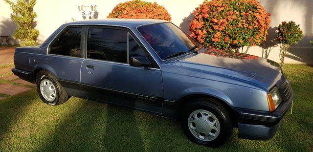 Monza SL/E 2.0 de 1989. Carro antigo, conservado, de Família e com baixa quilometragem. - Foto 3