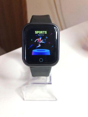 Smartwatch D20 Pro que coloca foto na promoção - Foto 4