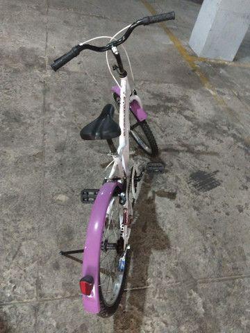 Bicicleta Houston Aro 20 Excel<br><br> - Foto 4