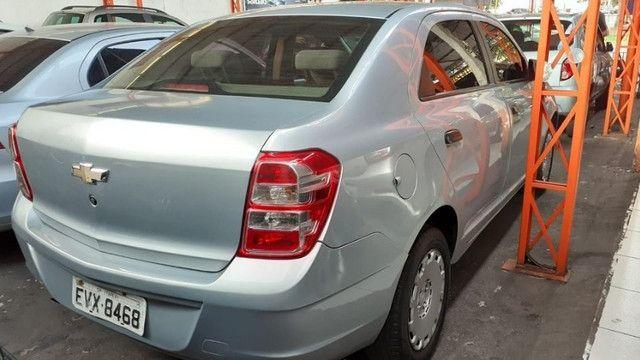 15- Chevrolet Cobalt LS 1.4 8V Flex 2012 Parcelas de R$699 - Foto 2