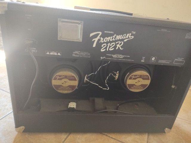 Amplificador Fender Frontman 212r - Foto 4
