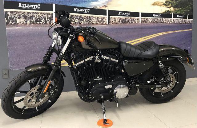 Harley Davidson Iron 883 2020. Apenas 500km