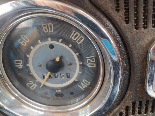 RARIDADE Fusca 1300 com baixo km - Foto 6