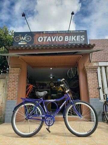 Bicicletas Barra Circular - Status Bike  - Foto 4