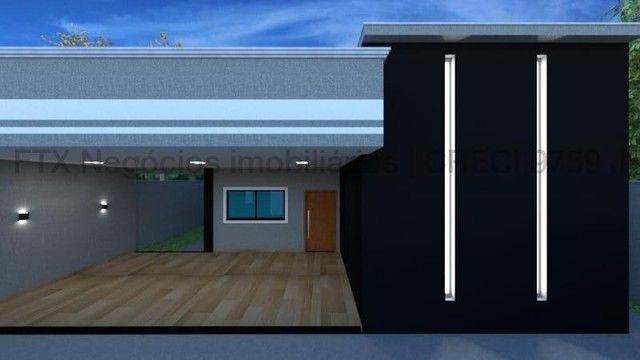 Casa à venda, 2 quartos, 1 suíte, 2 vagas, Altos do Panamá - Campo Grande/MS - Foto 4