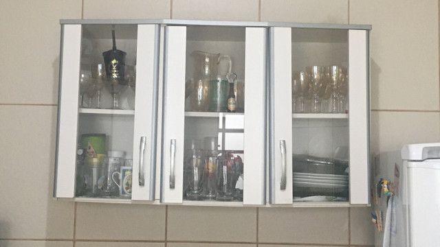 Armário de cozinha em ótimo estado - Foto 5