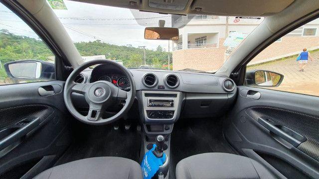 VW Gol G6 Special 1.0 Branco Completo Ú.Dono - Foto 4