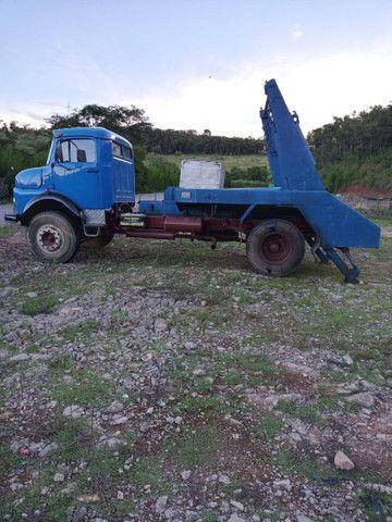 Caminhão MB 1313 ano 81/81   - Foto 6