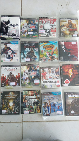 Jogos Playstation 3 - PS3 - Foto 3