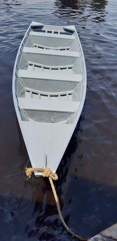 Canoas em alumínio naval  - Foto 3