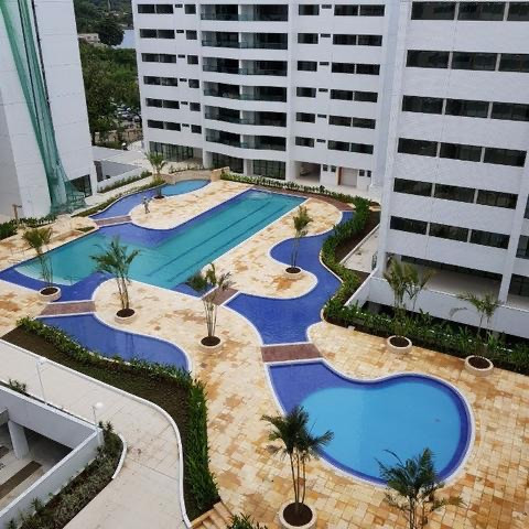Apartamento com 4 suites em Apipucos condomínio reserva de Apipucos  - Foto 2