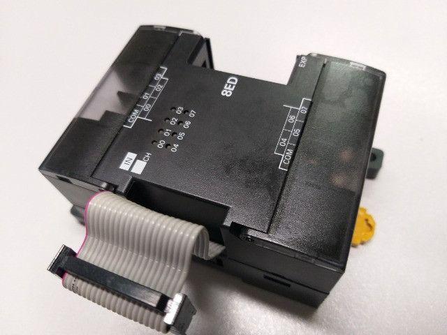 Modulo Expanção CP-1W-8ED (Omron) Plc Output Unit