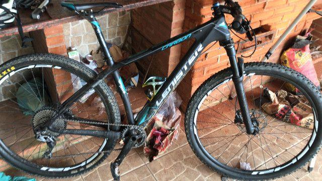 Bicicleta Carbono Tamanho M -17 - Oportunidade