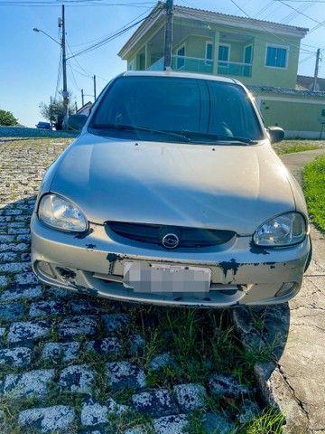 Vendo Corsa sedan 2004 completo c/ GNV - carro de mulher  - Foto 2