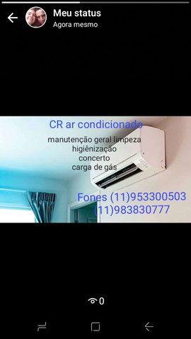 CR Ar condicionado