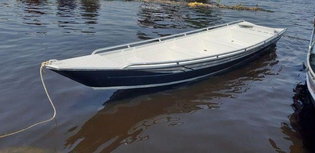 Canoas em alumínio naval  - Foto 2