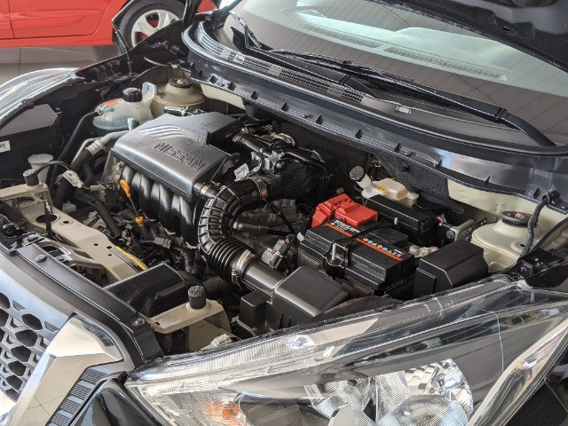 Nissan Kicks 1.6 16V Flexstart SV 4P Xtronic 19/20 Preto! - Foto 9