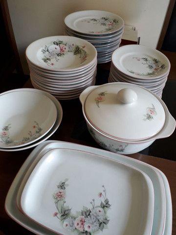 Aparelho de jantar Porcelanas Real