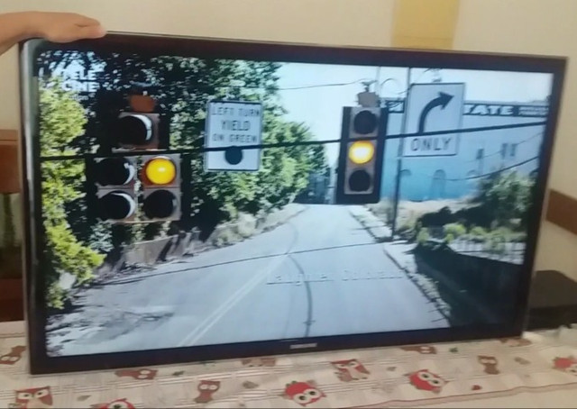 Smart TV Samsung 46 UN-465500RG c/ Defeito (leia antes) - Foto 5