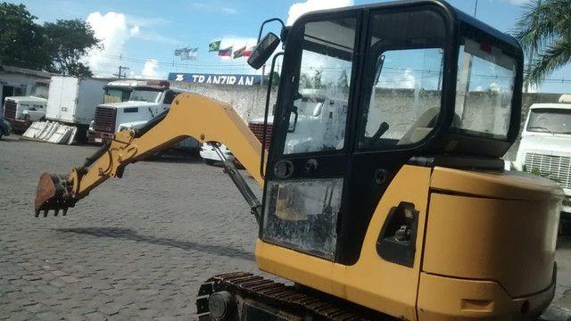 Mini escavadeira  - Foto 3