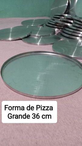 FORMAS PARA PIZZA 3 TAMANHOS - Foto 3