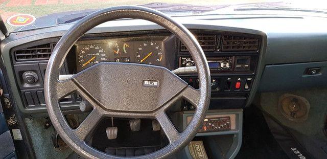 Monza SL/E 2.0 de 1989. Carro antigo, conservado, de Família e com baixa quilometragem. - Foto 8