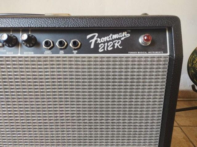 Amplificador Fender Frontman 212r - Foto 3