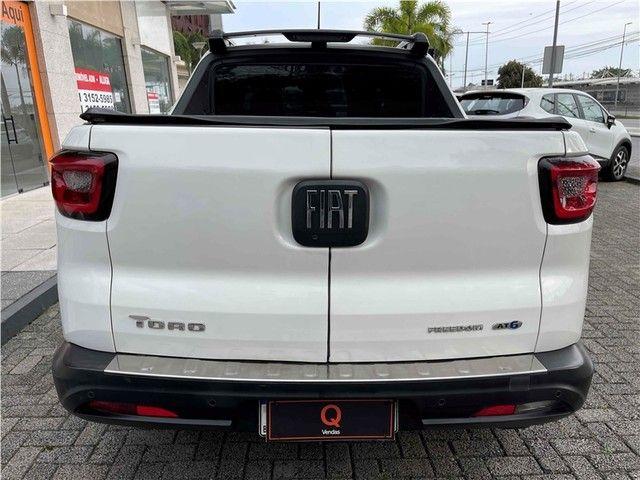 Fiat Toro 2017 1.8 16v evo flex freedom open edition automático - Foto 5