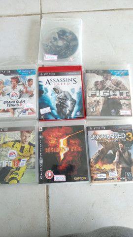 Jogos Playstation 3 - PS3 - Foto 5