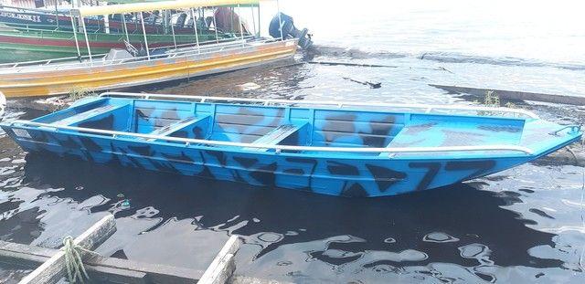 Canoas em alumínio naval  - Foto 8