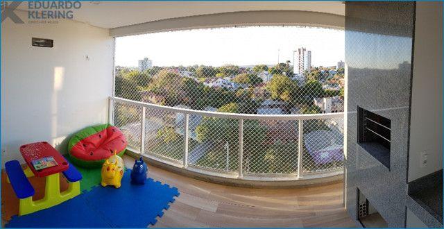 Apartamento com 3 dormitórios, 2 vagas, sacada com churrasqueira, infra completa, Dubai - Foto 3