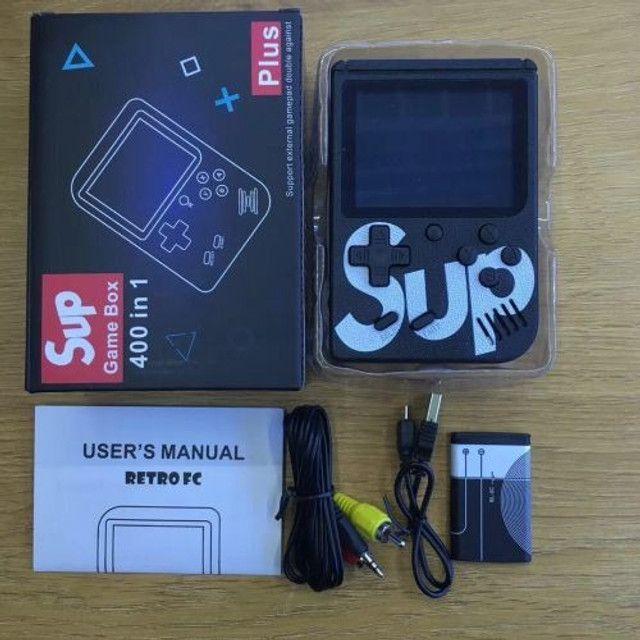 Mini game SUP - com 400 jogos Nintendinho - Foto 2