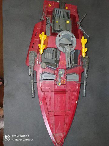 Comandos em ação -hidrojato torpedeiro cobra - Foto 3