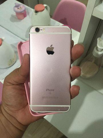 Iphone 6s 128gb e 6s Rose 64gb - Foto 3