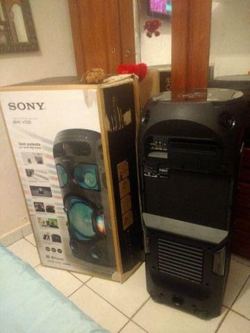Vendo som da Sony Semi-novo - Foto 2