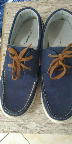 Sapato masculino tamanho 39 semi novo