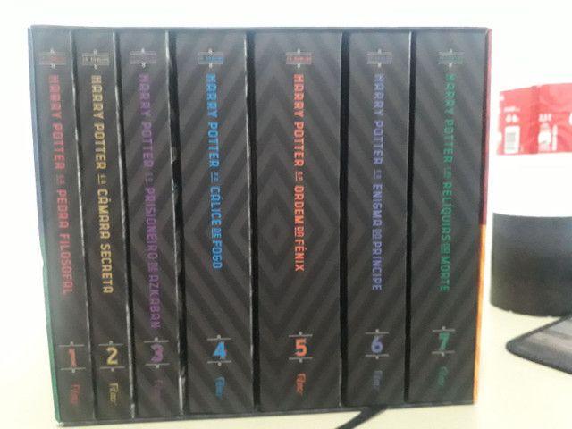 Box livros Harry Potter 20 anos - Foto 3