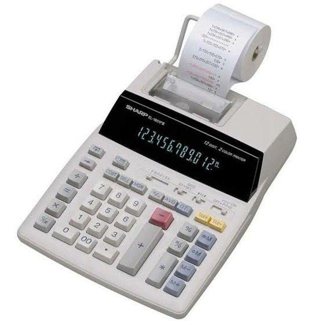Calculadora Sharp 1801