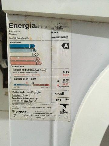 Máquina de lavar profissional Bosch - Foto 5