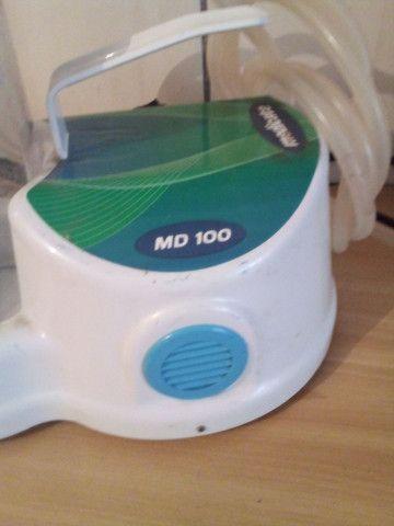 Humificador hospitalar ( secreção garganta/esterilizado) e um aquecedor giratória  - Foto 2