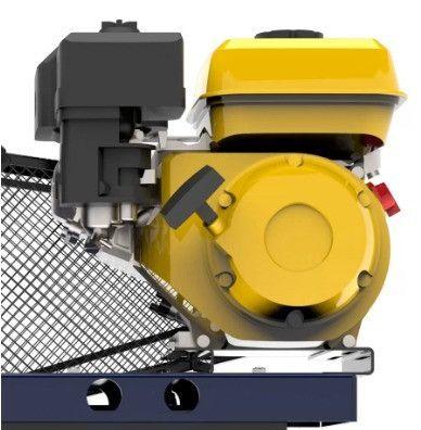 Compressor de Ar Gasolina 15 Pés - Foto 4