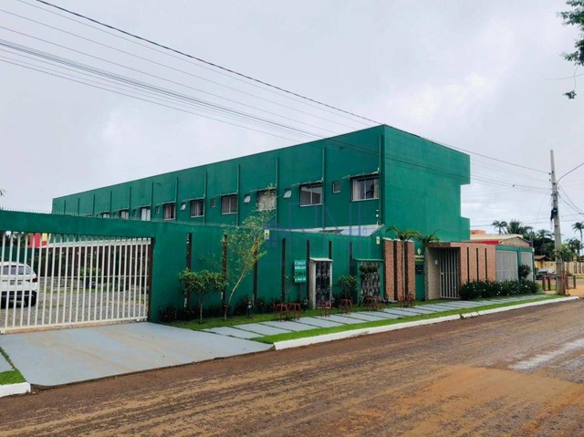 Residencial com 16 Sobrados no Bom Clima em Chapa dos Guimarâes-MT - Foto 10