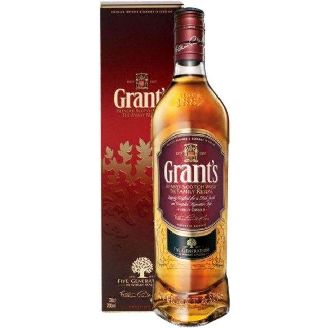 Whisky Grants Family Reserve 750ml